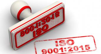 Sinergest tra le prime aziende certificate UNI EN ISO 9001: 2015