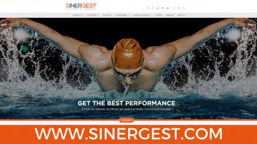 Sinergest.com: con il nuovo sito corporate una finestra sempre aperta sul mondo Sinergest