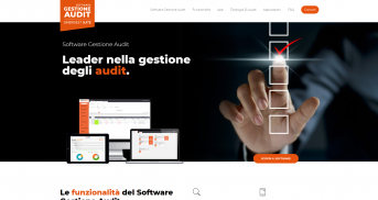 Online il nuovo sito del Software Gestione Audit di Sinergest Suite
