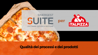 Italpizza sceglie Sinergest Suite