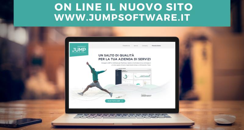 On line il nuovo sito Jump Software